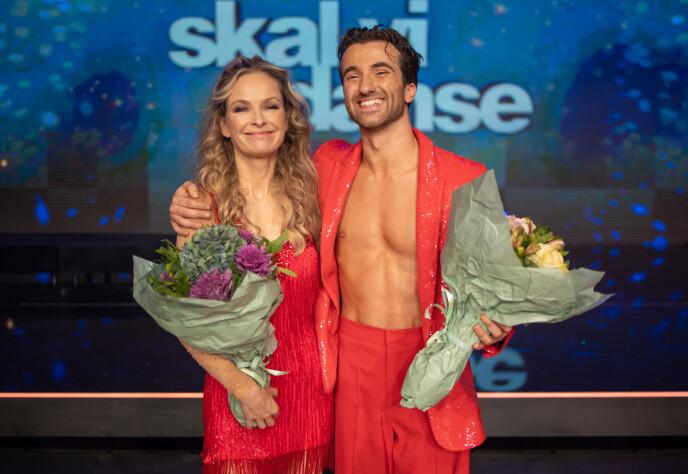 STUDERER: Santino Mirenna jobber som personlig trener. Foto: Espen Solli / TV 2