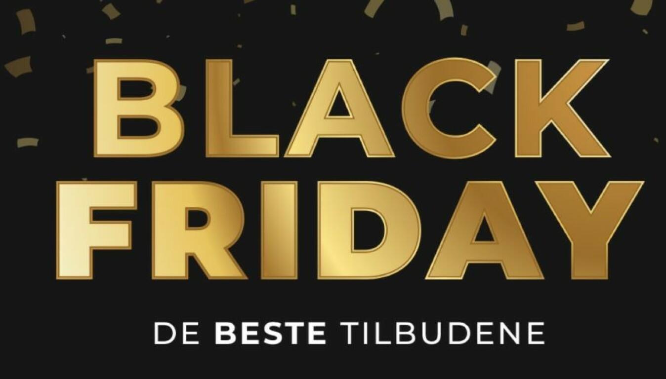 Black Friday: De beste tilbudene nå