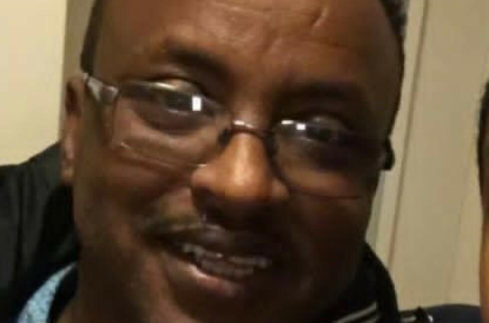 UTSATT: Saad Jidre fra Oslo er dømt til døden i Somaliland, i dag ble henrettelsen utsatt. Foto: Privat