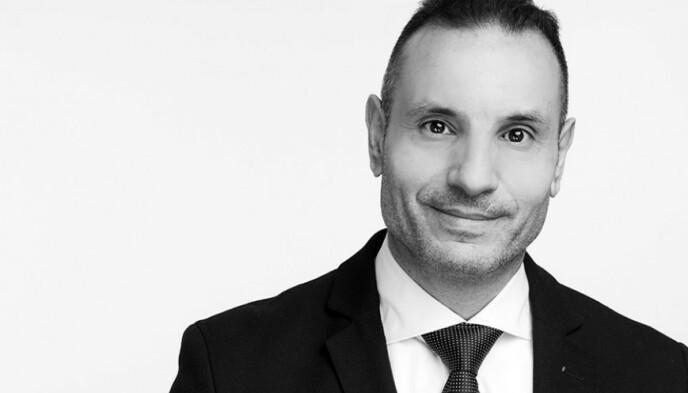 HAR HÅP: Bistandsadvokat Farid Bouras har håp om at press fra Norge, kan føre til at Saad Jidre blir overført til Norge. Foto: Advokatfirmaet Elden
