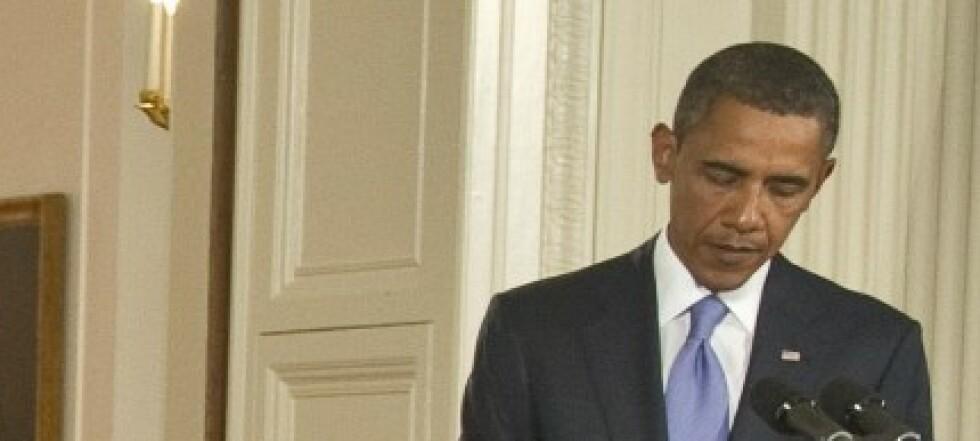 Her ryker Obamas fredsdrøm