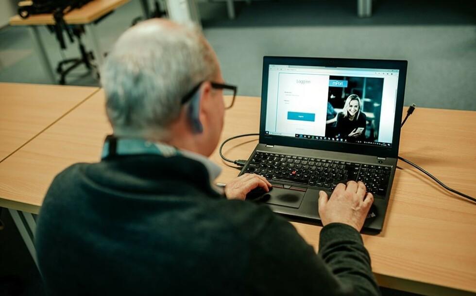 Nå kan ansatte selv gjøre mobilinnkjøpene i webløsningen til fylkeskommunen