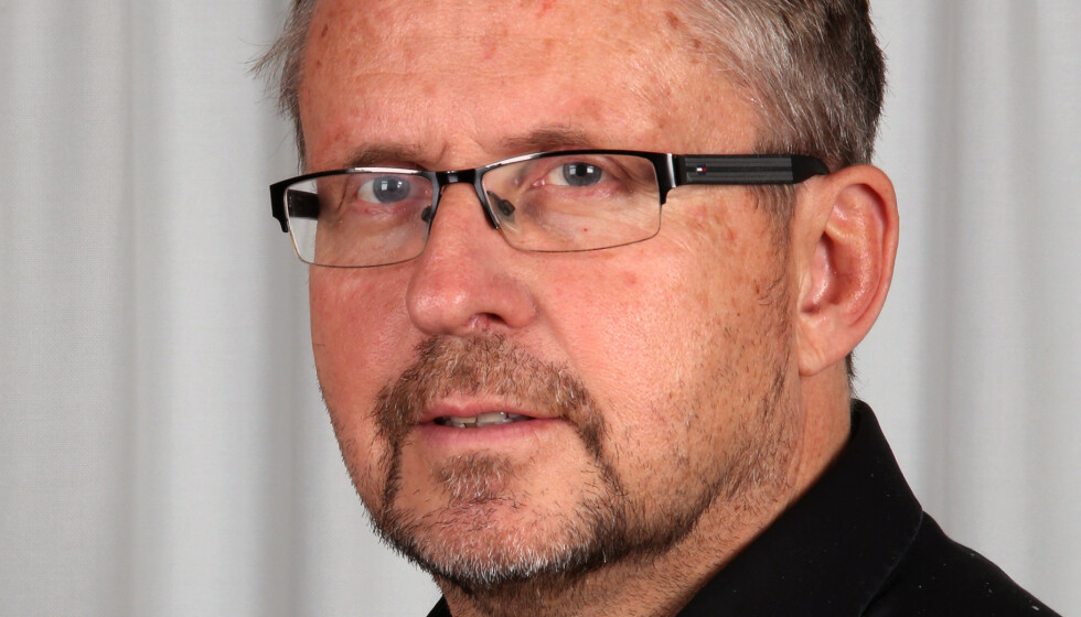 PROFESSOR: Stein Helge Glad Nordahl er spesialist i øre-nese-hals. Foto: Privat.