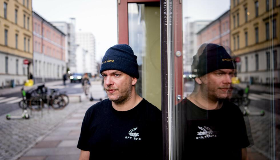 KRITISK: Torstein Eek frykter for de mange små bedriftene som ikke har muskler nok til å ta underskuddet de opparbeider seg i 2020. Foto: Lars Eivind Bones / Dagbladet