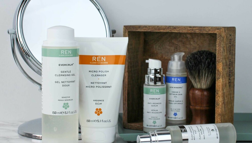 30% på Ren Skincare på Farmasiet.no