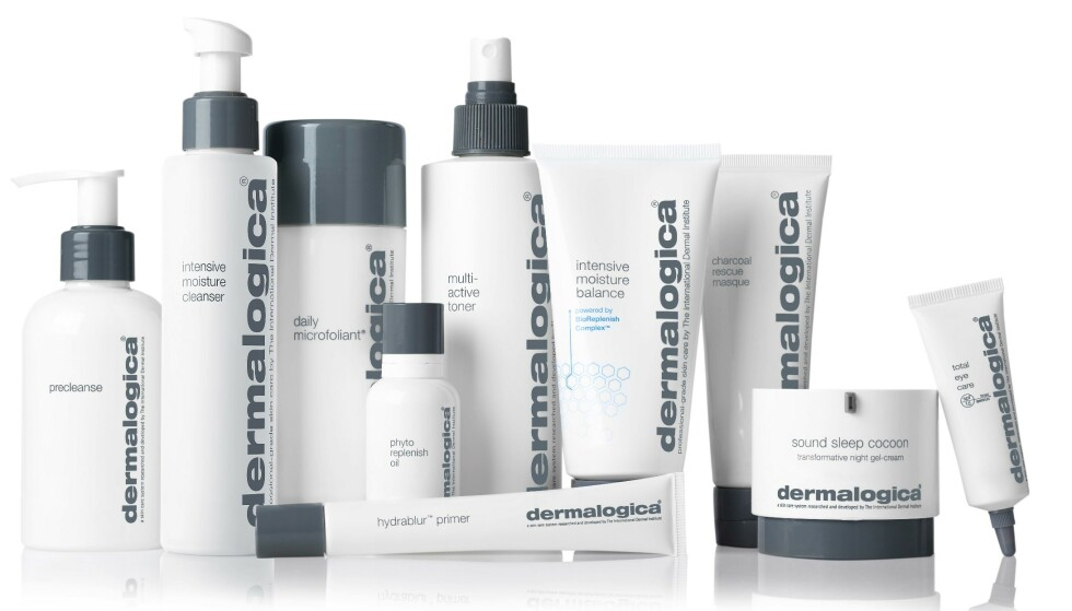 25% på produkter fra Dermalogica på Eleven.no