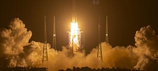 Kina vil hente hjem månestein