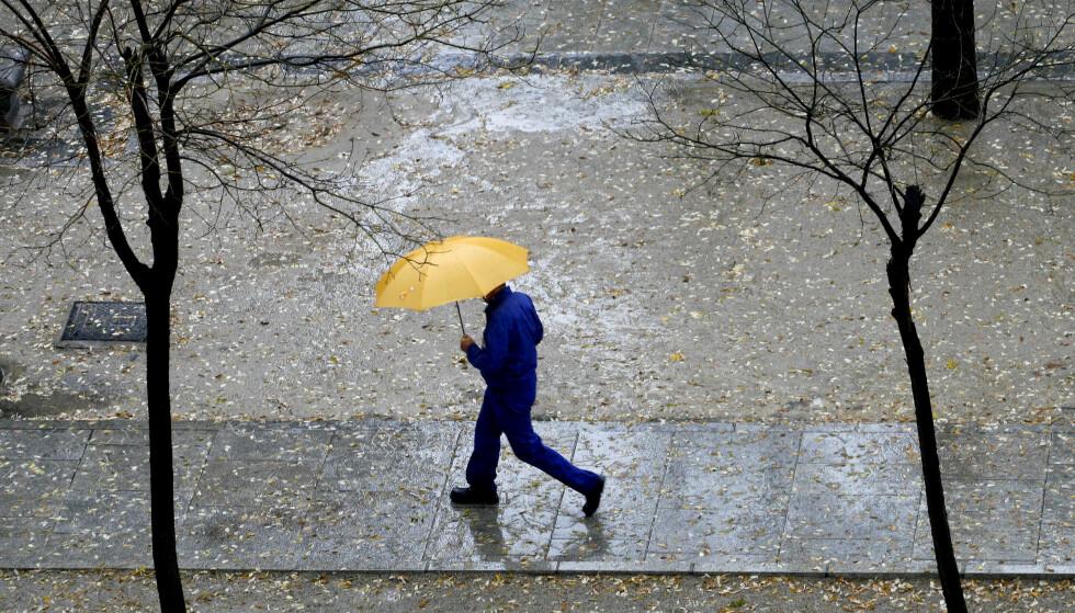 MILD MÅNED: November har så langt bydd på temperaturer langt over den definerte normalen. Slik vil det trolig fortsett en stund. ILLUSTRASJONSFOTO: Susana Vera/ Reuters / NTB
