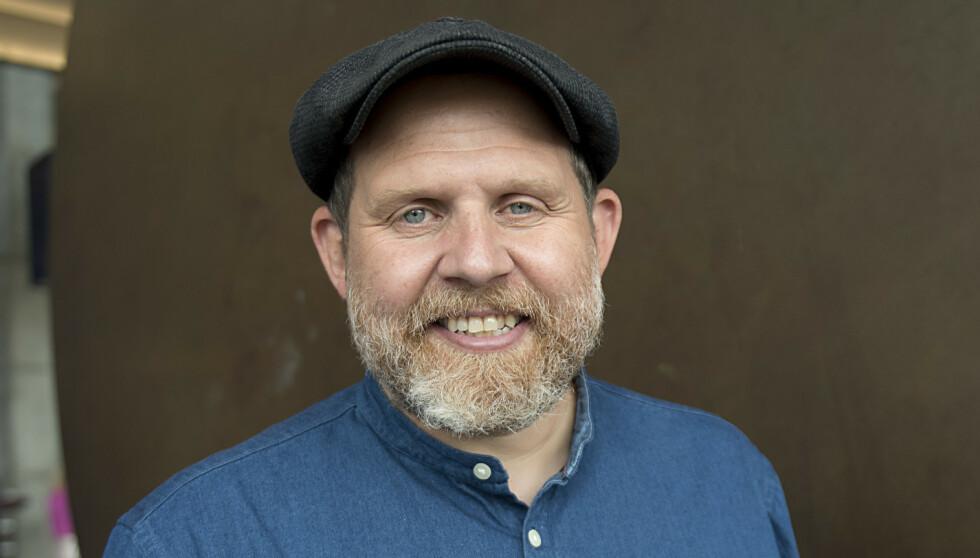 SKREMMES AV ANGST: Truls Svendsen mener det hjelper å snakke om angsten - for ham selv og andre. Foto: Marit Hommedal / NTB