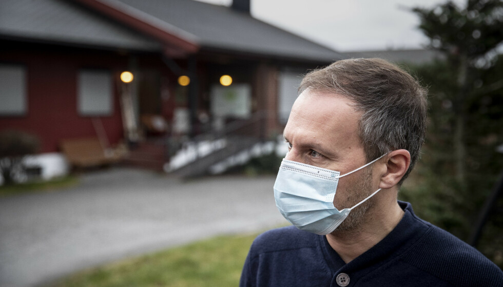 ALVORLIG: Administrerende direktør i Villa Skaaar, Richard Skaar Thorsrud vil gjennomgå hendelsene. Foto: Bjørn Langsem / Dagbladet