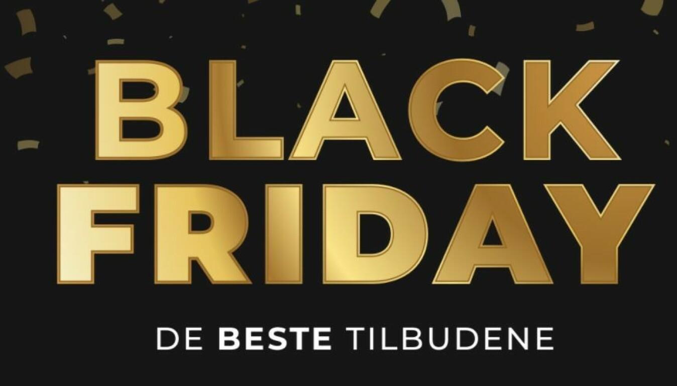 Salget fortsetter - Black Weekend med mange gode kjøp