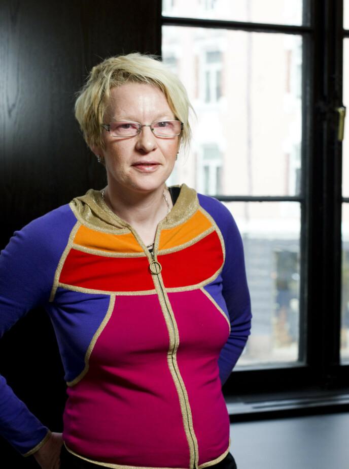 VANT: Beate Grimsrud har fått Brageprisen. Hun døde 1. juli i år. Foto: Cappelen Damm