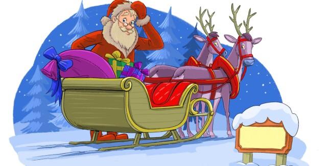 Image: Julekalender som gir førjulstemning