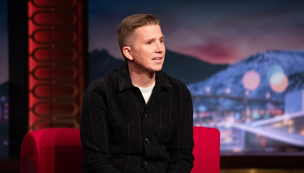 Oppfordrer: Kasper Wikestad oppfordrer alle til å sjekke seg etter å ha vært gjennom en kamp mot kreft i høst. Foto: Helene Kjærgaard / TV 2