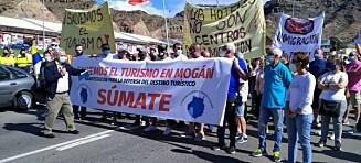 Kanari-ordfører vil straffe migrant-husly