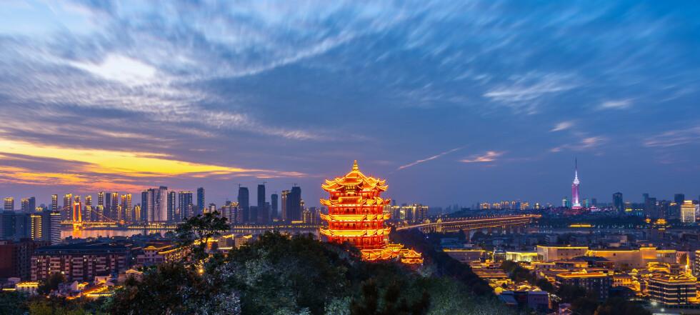 Jakter på Wuhan-alternativ