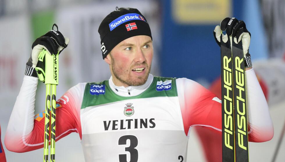 STÅR OVER: Emil Iversen. Foto: NTB