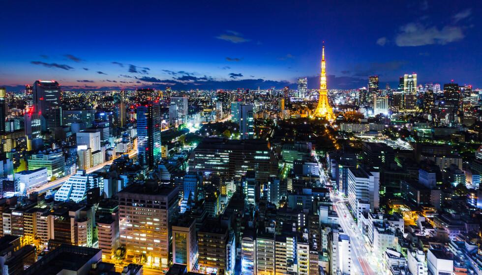 TOKYO: Selvmordstallene i Japan har skutt i været under pandemien. Foto: ESB Professional / Shutterstock / NTB