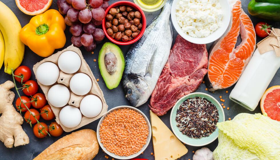 UNNGÅ HØYT BLODSUKKER: Sett sammen måltidet slik at det ikke fører til rask stigning av blodsukkeret. Du bør ha både kilder til fett, karbohydrater og protein samtidig, og velge matvarer med mye kostfiber, skriver innsenderne. Foto: Shutterstock/NTB