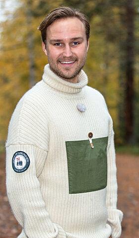 NÅ: Vel hjemme i 2020 kan Kirk fortelle at han mistet 16 kilo på «Farmen» Foto: Alex Iversen / TV 2