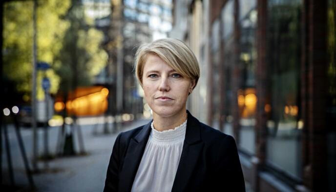 ADVOKAT: Therese Lohne Boehlke i Ness Lundin.