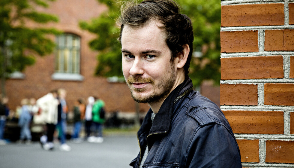 BEKYMRET: Filmskaper Henrik Martin Dahlsbakken. Foto: Nina Hansen / Dagbladet