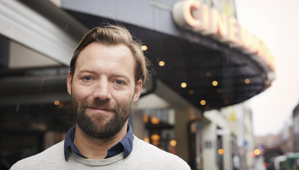 FORSVARER ENDRINGER: Lars Løge er avdelingsdirektør for utvikling og produksjon i NFI. Foto: Maja Lj. Bjåland / NFI