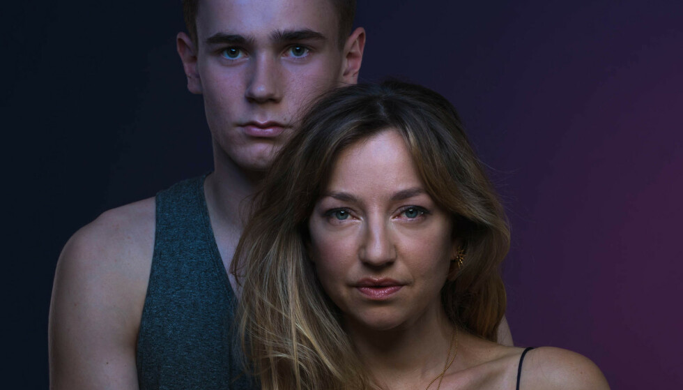 SETT AV MANGE: Tarjei Sandvik Moe og Andrea Bræin Hovig i «En affære». Filmen trakk nesten 50 000 publikummere. Foto: SF Studios