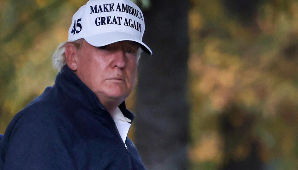ETTERFORSKER: Påtalemyndigheten i USA etterforsker om det har foregått skjult lobbyvirksomhet mot folk i Det hvite hus for å få en benådning. Foto: Reuters/NTB.