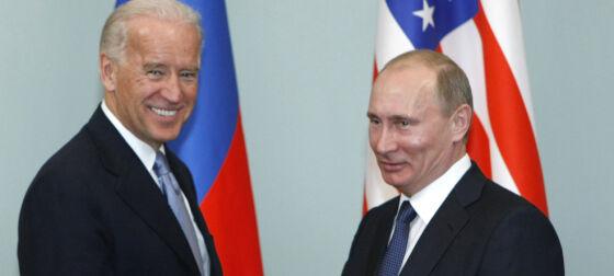 Biden til Putin: «Du har ingen sjel»