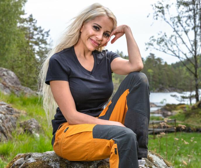 TAKKET NEI TRE GANGER: Linni Meister bestemte seg omsider for å takke ja etter å ha avslått forespørselen om deltakelse i TV 2-programmet tre år på rad. Foto: Alex Iversen / TV 2