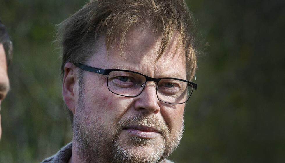 SAKSØKES: Gyldendal saksøker Jørn Lier Horst. Foto: Henning Lillegård/Dagbladet.