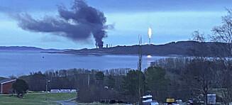 Frykter katastrofe etter ny Equinor-brann