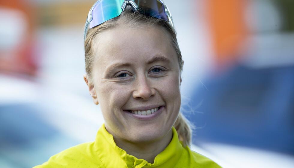 ANNERLEDES OPPKJØRING: Det har vært noen spesielle måneder for Ragnhild Haga. Foto: NTB