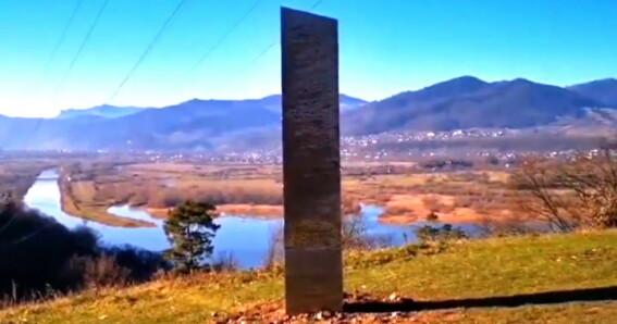 Image: Mystiske monolitter fortsetter å dukke opp