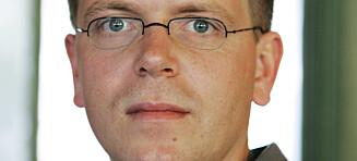 Anders Hornslien (50): Åpen om de tøffe årene – og vendepunktet