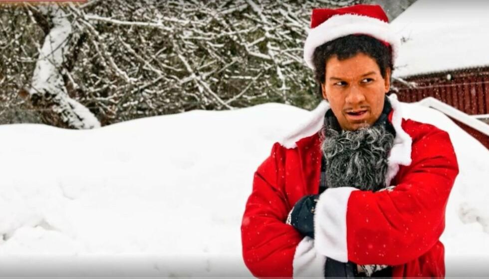 OMSTRIDT: I går ble det kjent at TVNorge fjerner julekalenderen «Nissene over skog og hei» fra DPlay etter rasismeanklager rettet mot karakteren Ernst-Øyvind. Foto: Discovery