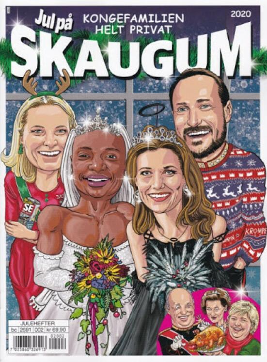 «Jul på Skaugum»