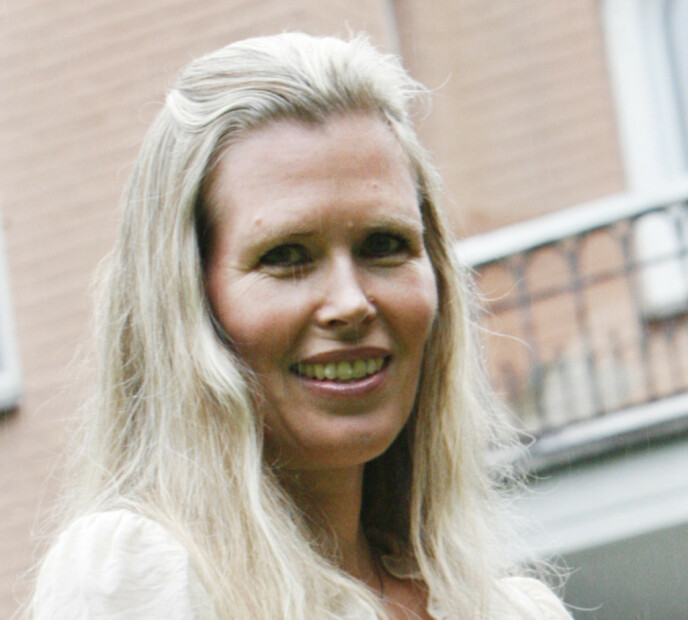CONCERNED: Gørild Merethe Heggelund at FNI is concerned about rising CO₂ emissions in China.  Photo: Håkon Mosvold Larsen / NTB.