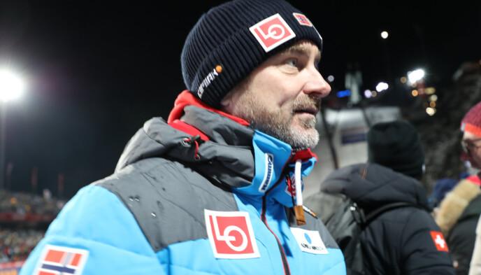 Konkurranse: Sportssjef Klasse Brød Bruthen.  Foto: Gir Olsen / NTB