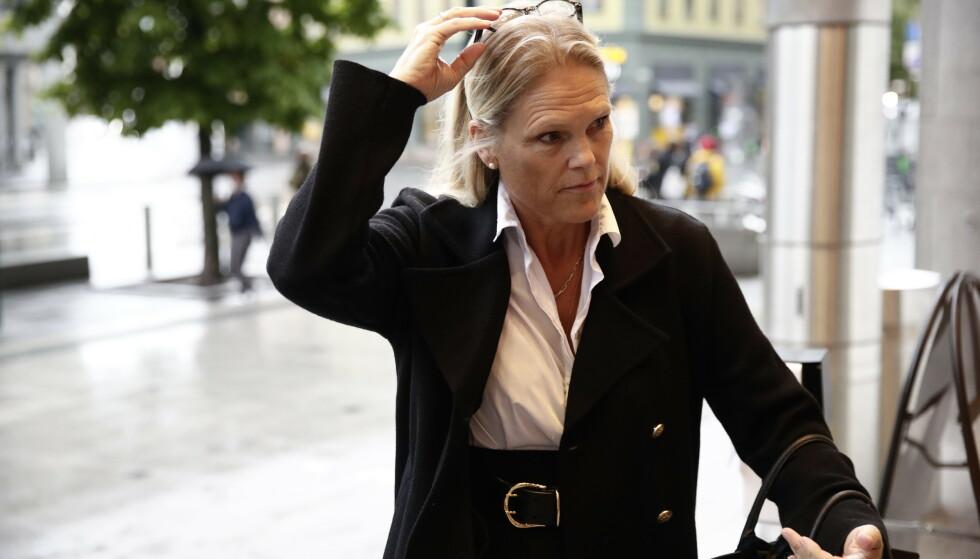 FORNÆRMET: Tidligere statsråd Ingvil Smines Tybring-Gjedde er fornærmet i saken mot Laila Bertheussen. Foto: Bjørn Langsem / Dagbladet