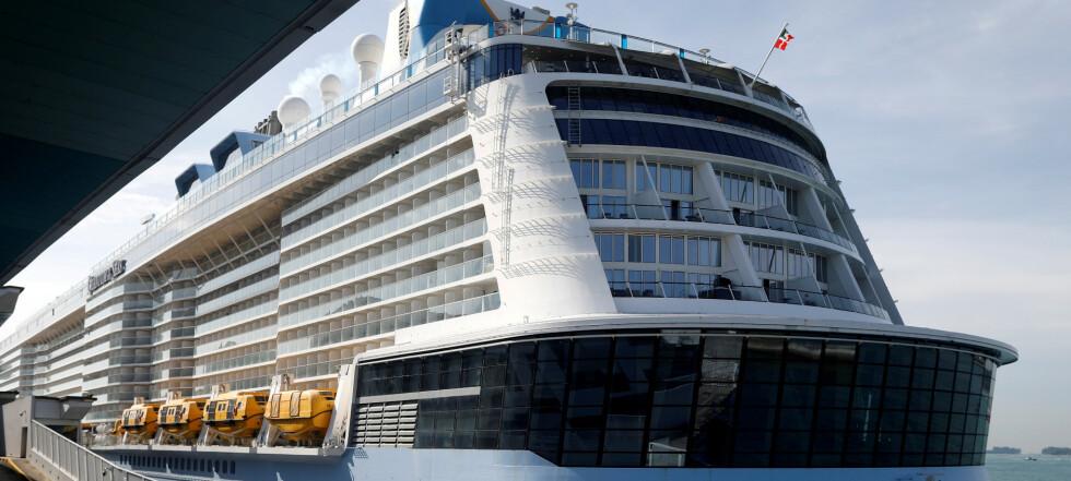 2800 fast på «cruise til ingensteder»