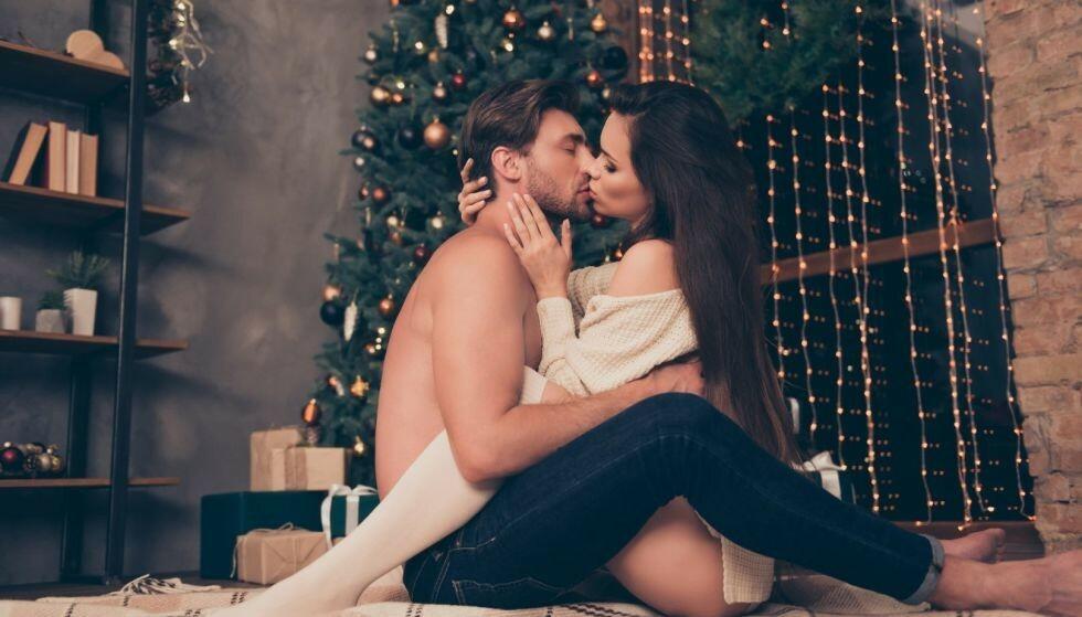 GI HVERANDRE ORGASME: Bruk tid sammen og blir kjent med hverandres kropper, for ingen gave er bedre enn en orgasme. Foto: Shutterstock