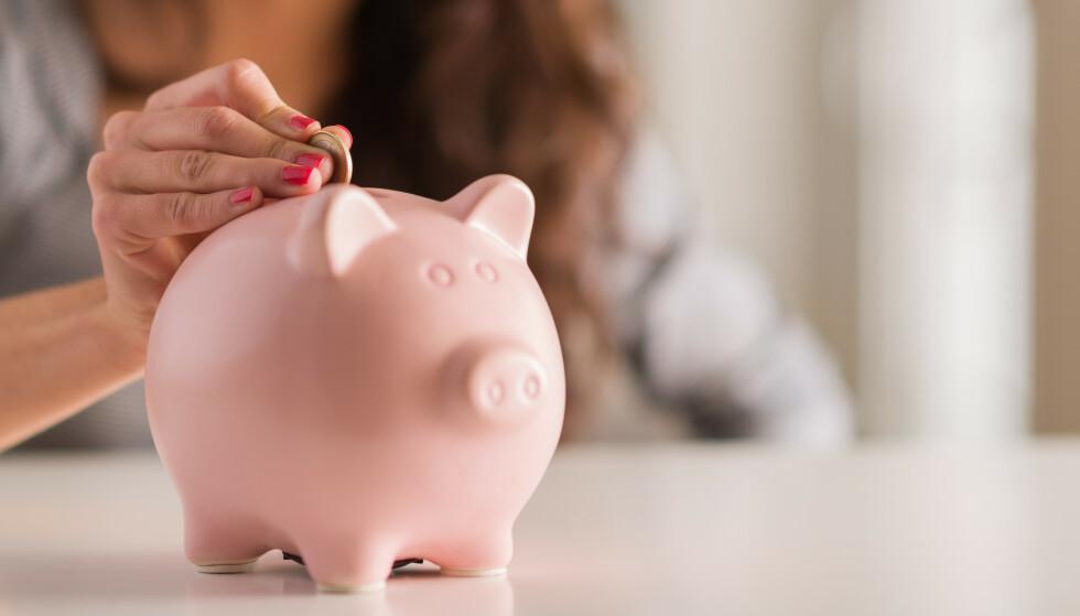 SMARTE PENGEGREP: Det er ennå tid til å se etter muligheter til å kutte skatten. Foto: NTB scanpix
