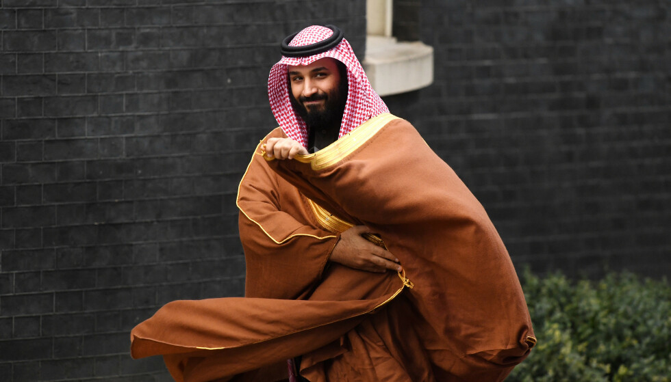 BEKLAGET: Amerikansk etterretning konkluderte med at Khashoggi ble drept på ordre fra kronprins Mohammed bin Salman. Kronprinsen har i intervjuer beklaget drapet, men nekter for å ha beordret det og har omtalt det som en beklagelig feil. Foto: NTB