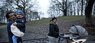 - Hjelp flyktningene i Norge først