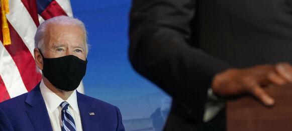 Reagerer på Biden-manøver: - Dette låter ikke riktig