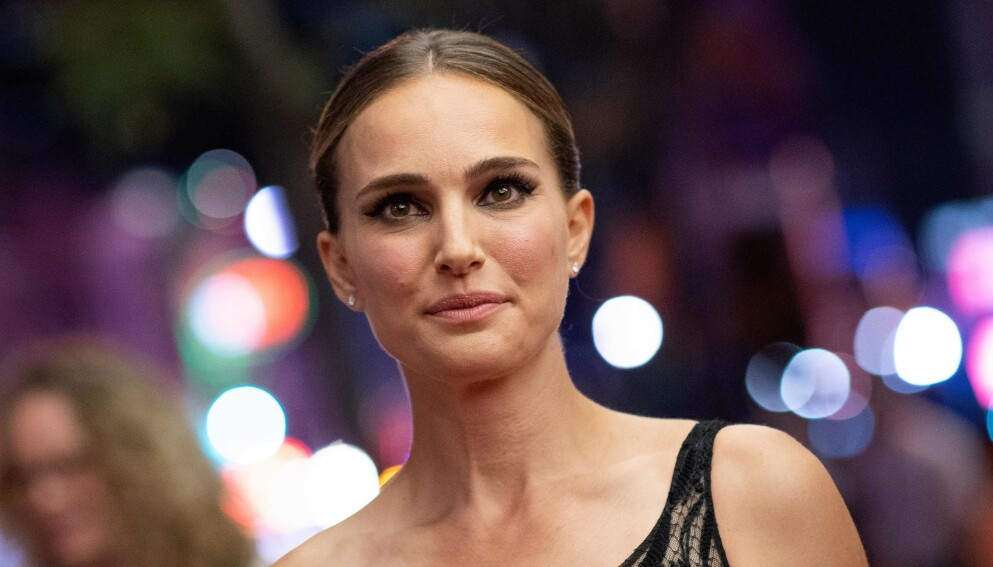 OPPGITT: Skuespiller Natalie Portman er ikke fornøyd etter at Page Six hevdet at hun venter barn. Foto: Valerie Macon / AFP / NTB