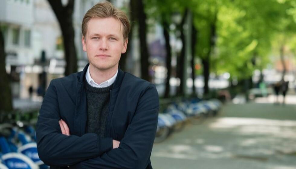 UNENIG MED FLERTALLET. - Det har ikke vært mangel på advarsler om å redusere formuesskatten, skriver Unge Venstre-nestleder Sondre Hansmark.