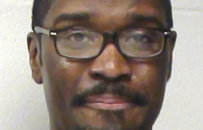 40 år gamle Brandon Bernard ble henrettet i USA torsdag etter å ha fått en dødsstraff for et dobbeltdrap i 1999. Foto: Stacey Brownstein / Federal Public Defender for the Western District of Washington via AP / NTB